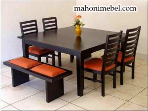 Jual Meja makan minimalis di bandung