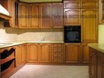 Kitchen Set Jati Minimalis