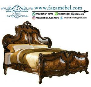 Tempat Tidur Mewah Klasik Terbaru